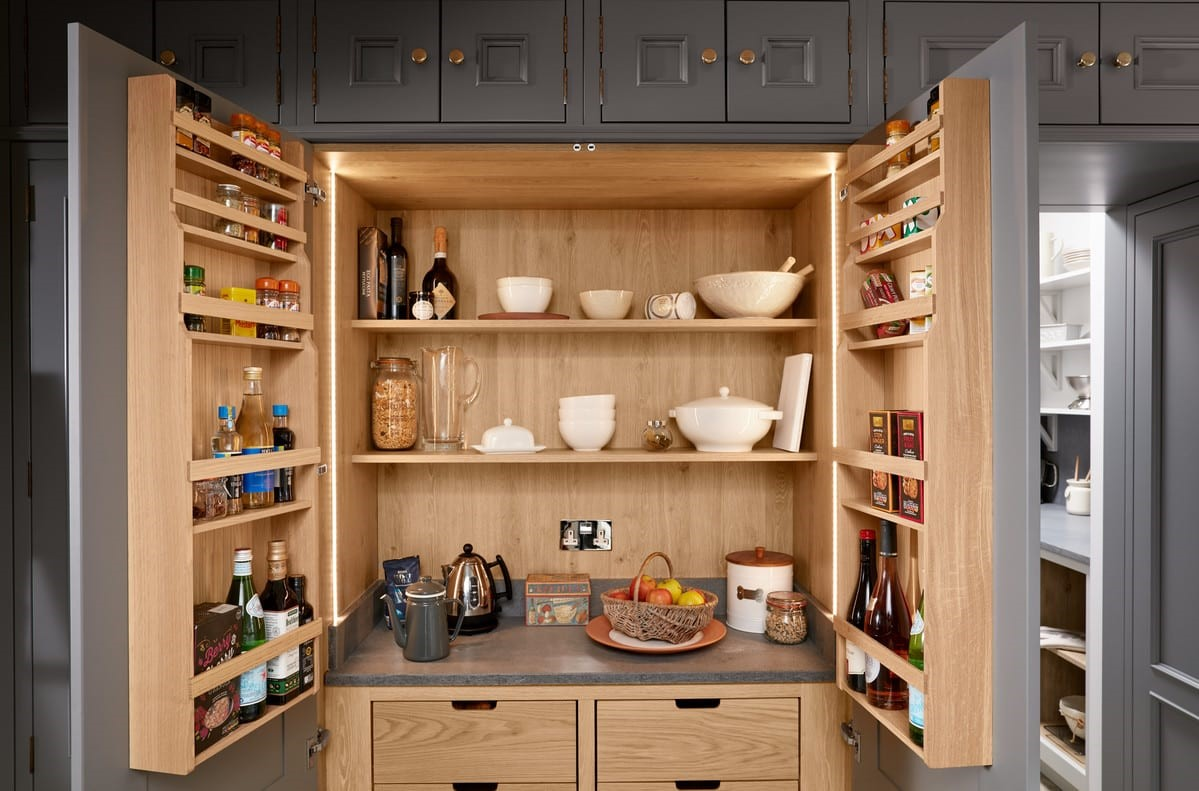 Some Expert Tips On Pantry Storage Solutions
